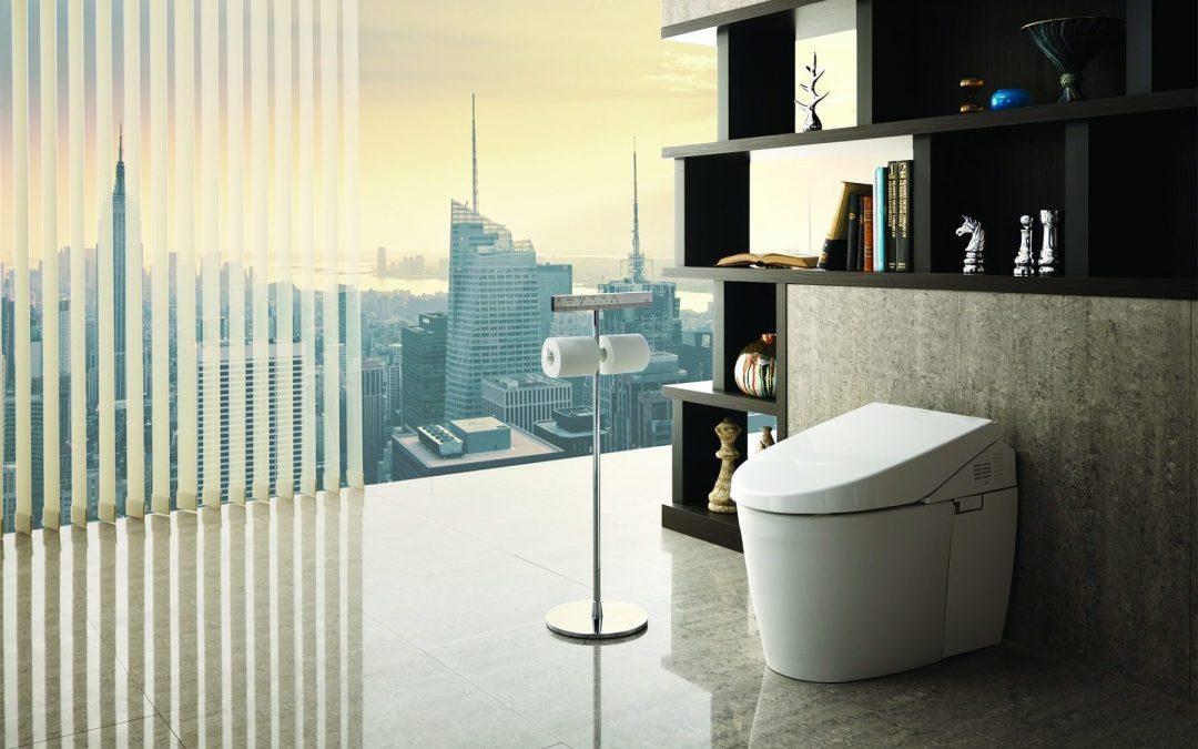 Toto Toilet Design